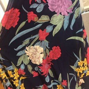 Lulus floral Mythical kind of love Maxi